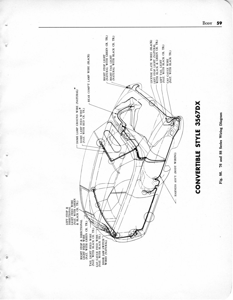 oldsmobile 1949 shop manual 6 and 8